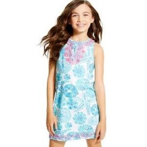 Lilly Pulitzer For Target Girls Dress Size L 10/12